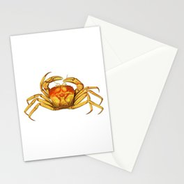 Vintage Crab Stationery Cards