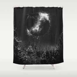 Im so sorry II Shower Curtain