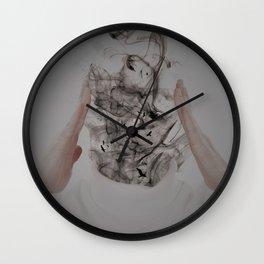 Smokehead Wall Clock