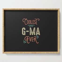 Coolest G-Ma Serving Tray