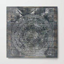 Mythical World Metal Print