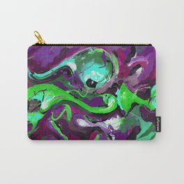 Wish green Carry-All Pouch