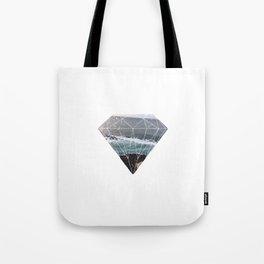 Greek Waters Tote Bag