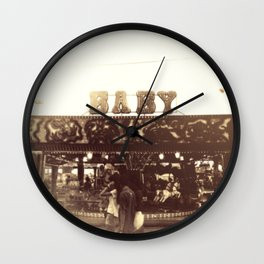 Feriantes Wall Clock
