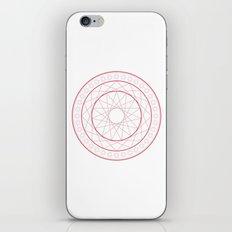 Anime Magic Circle 5 iPhone & iPod Skin