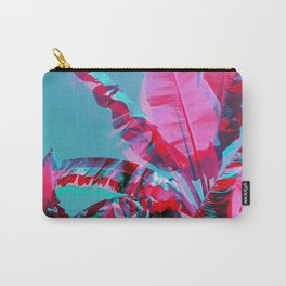 3D Banana Jungle Carry-All Pouch
