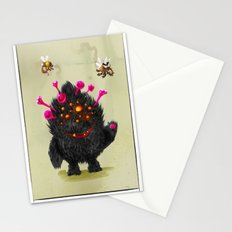 The Monster with the 15 Eyes Stationery Cards