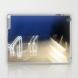 Light Show by Night 3 Laptop & iPad Skin