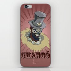 PAPA CHANGO iPhone & iPod Skin