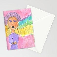 2006 Angel Stationery Cards