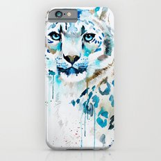 Snow leopard Slim Case iPhone 6