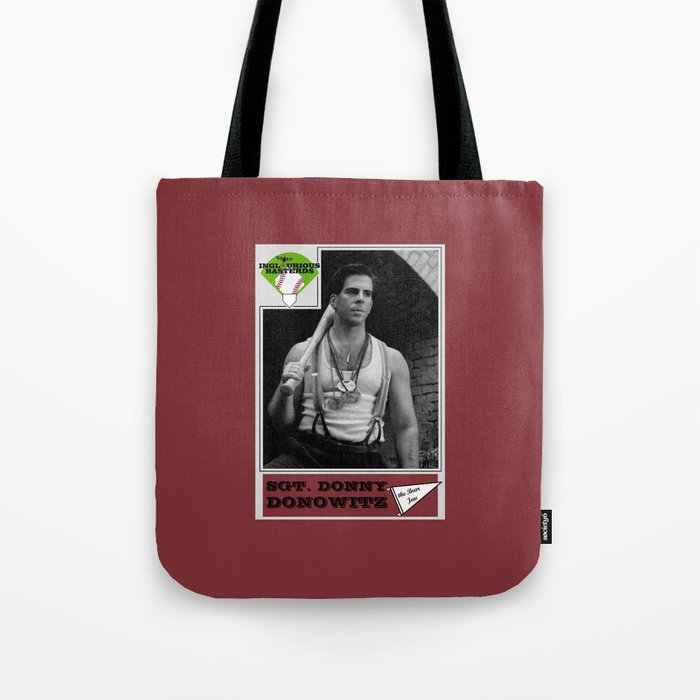 Donowitz Ball Card Tote Bag