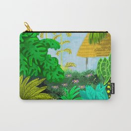Pool Tropics Carry-All Pouch