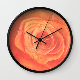 Romantic rose(6) Wall Clock