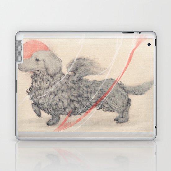 Cecil Laptop & iPad Skin