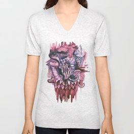Artistic Therapy Unisex V-Neck