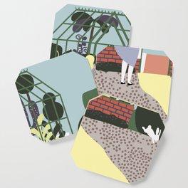 The greenhouse Coaster
