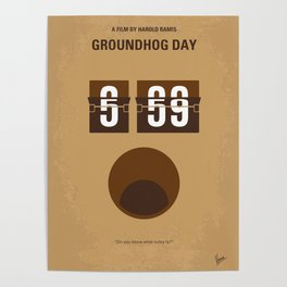 No031 My Groundhog Day MMP Poster