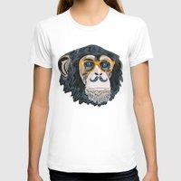 monkey island T-shirts featuring Monkey! by  Steve Wade ( Swade)