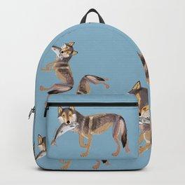 Totem Coastal wolf (c) 2017 Backpack