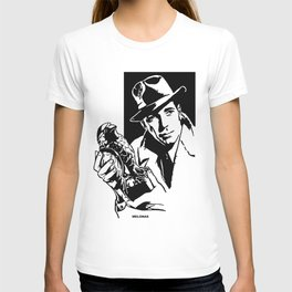 The Maltese Falcon by Peter Melonas T-shirt