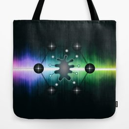 Neuromorphic Chip - Futuristic Technology Tote Bag
