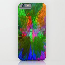 Spring Popping out of the city... iPhone Case