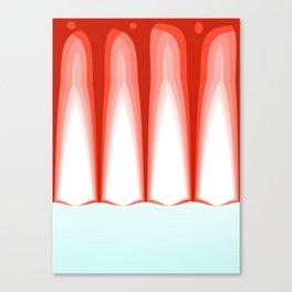 Hot Sun Mop. Canvas Print