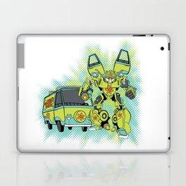 Mystery Autobot Laptop & iPad Skin