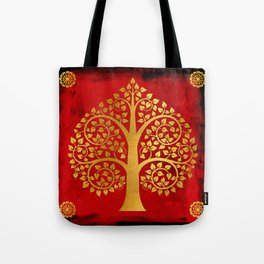 Bodhi Tree0109 Tote Bag