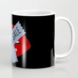 Not For Sale mouth Coffee Mug