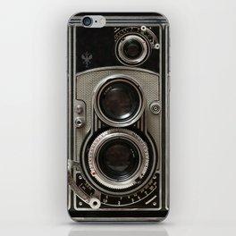 Vintage Camera 01 iPhone Skin