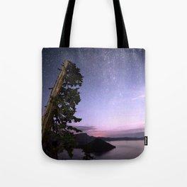 Crater Lake Glow Tote Bag