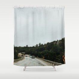 HWY 144 Shower Curtain