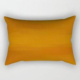 Warm Butterscotch Pecan Pie Rectangular Pillow