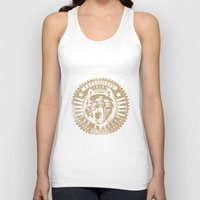 tigers Tank Tops featuring Superspeed Tigers by Tshirt-Factory