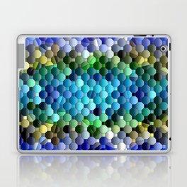 Mosaic Lake.... Laptop & iPad Skin