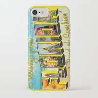 florida iPhone & iPod Cases featuring Florida by JessicaSzymanski