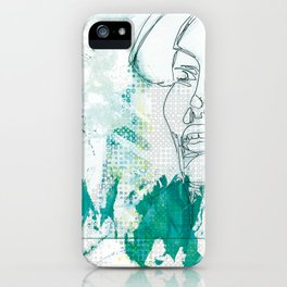 Selbst iPhone Case
