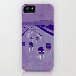 Nightscape 01 iPhone Case