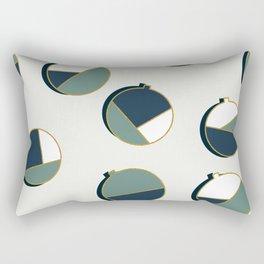 Xmas Balls Pattern #society6 #decor #xmas Rectangular Pillow