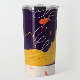 Loves me not? Travel Mug