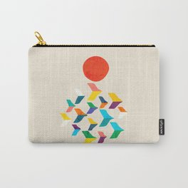 Great Bird Migration Carry-All Pouch