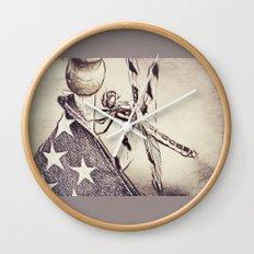 D-Fly Draw Wall Clock