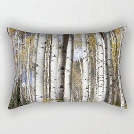 Wander in the Woods Rectangular Pillow