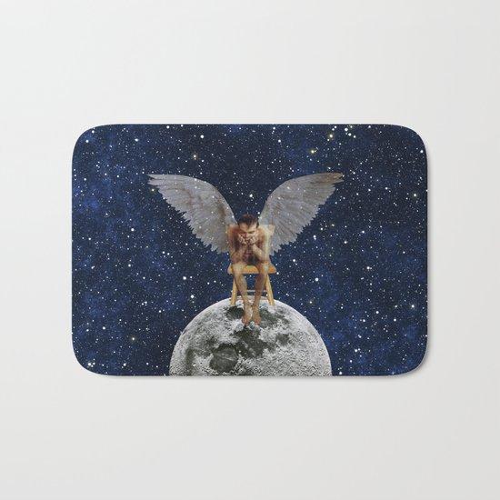 If you stop believing, they fade away Bath Mat