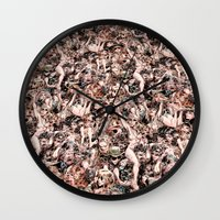 coachella Wall Clocks featuring Coachella by Kyle Baker's QUALITY JOLLITY