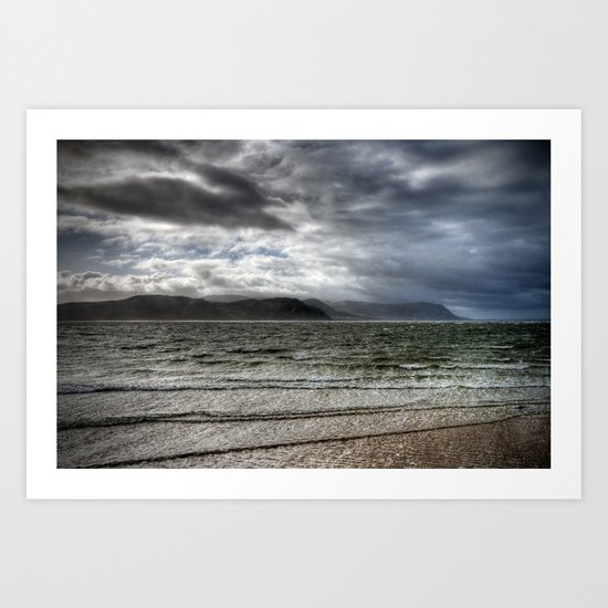 The Iron Sea Art Print