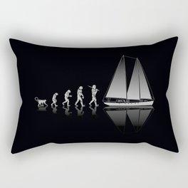 Sailor Evolution Rectangular Pillow
