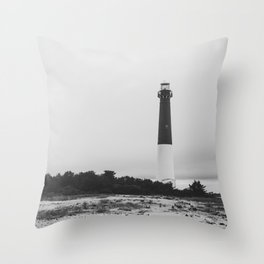 Guide Me to Shore Throw Pillow